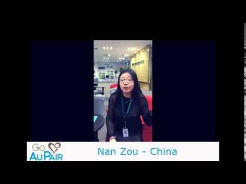 Nan Zou  China 1