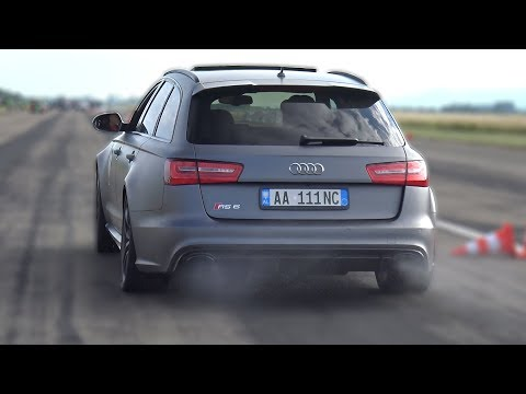 710HP Audi RS6 Avant C7 – BRUTAL REVS & ACCELERATIONS!
