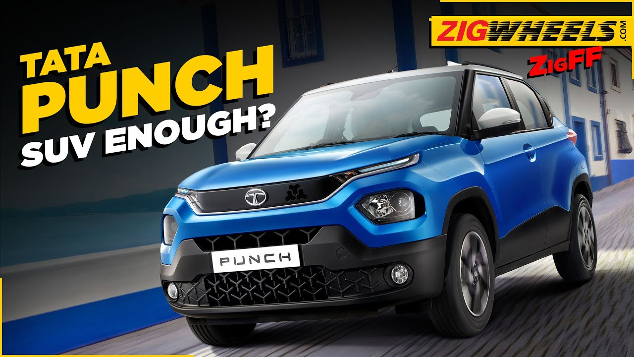 Tata Punch Confirmed Details Out | What's Hot, What's Not? | ZigFF