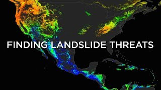 New NASA Model Finds Landslide Threats in Near Real-Time During Heavy Rains