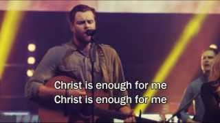 Al Tau har imi e de-ajuns (Christ is enough for me - Hillsong)