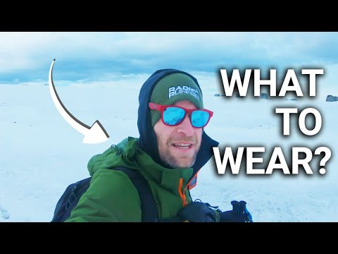 Clothing For Summits On The Air & Portable Radio
