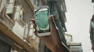 Samsung Galaxy S3 commercial Ads London