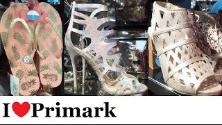 Primark Shoes, Sandals and Flip Flops | April 2017