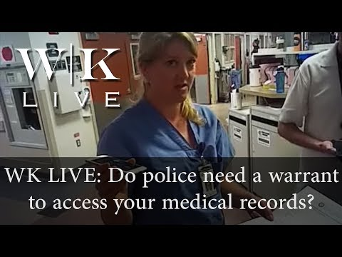 Do police have access to your medical records without your consent?