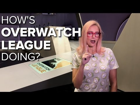 How's Overwatch League doing?