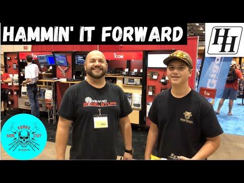 Hammin' it Forward | Huntsville Ham Fest