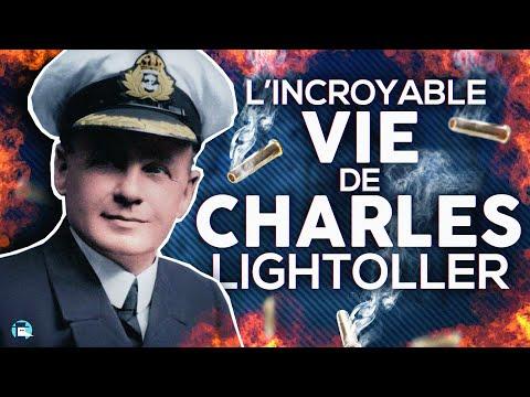 L'incroyable vie de Charles Lightoller : l'aventurier de la malchance