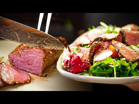 Это ЛУЧШИЙ салат с мясом! Золотой Пантеон рецептов!