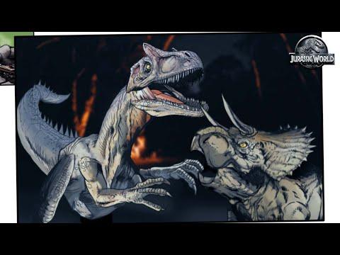 Territorio de Dinosaurios - Proceder con Precaucio?n - Motion Comic | Jurassic World