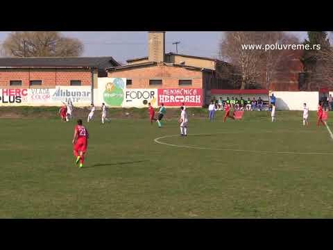 Alibunar: OFK Vršac - FK Železničar 1:3