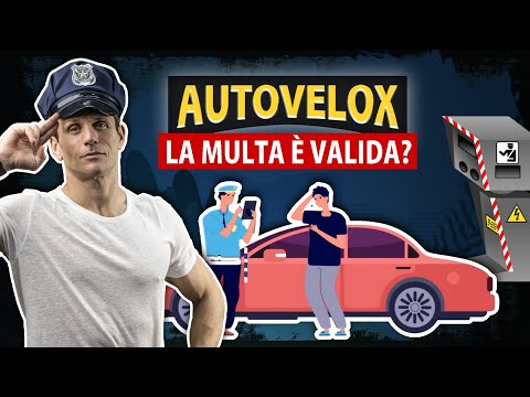 AUTOVELOX: 5 VERIFICHE per capire se la multa è valida   Avv. Angelo Greco