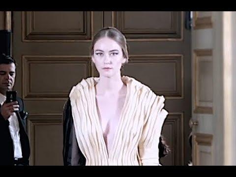FARHAD RE Haute Couture Fall 2019 Paris - Fashion Channel