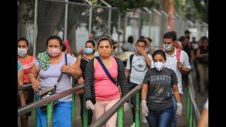 Monseñor Fonseca: Iglesia ora para que esta pandemia acabe pronto