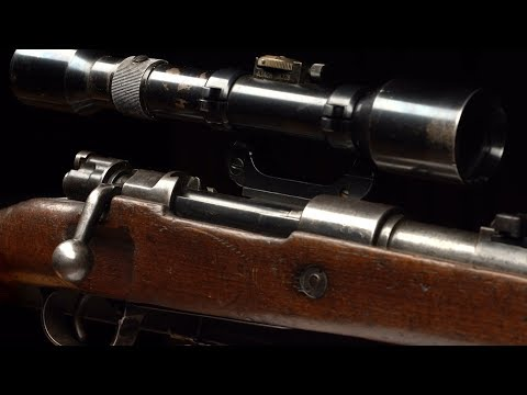 Historic German Sniper Rifles