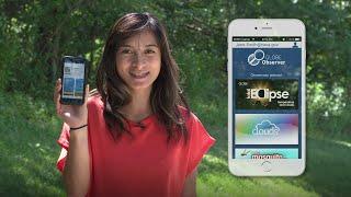 GLOBE Observer Eclipse App