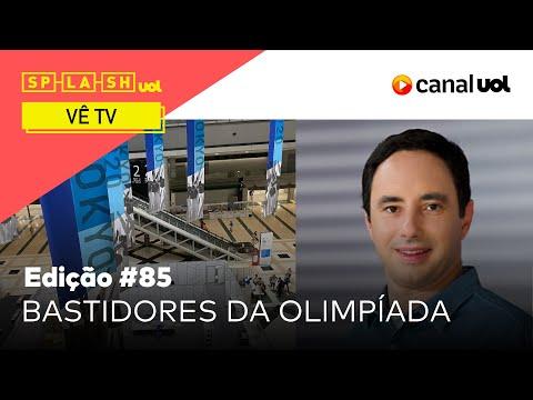 Olimpíada: Pedro Bassan fala de rastreio do governo e entrevistas a distância | Splash Vê TV #85