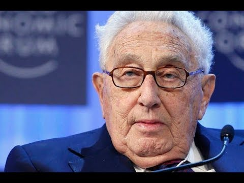 Henry Kissinger: Nuking N Körea Is 'Tempting'