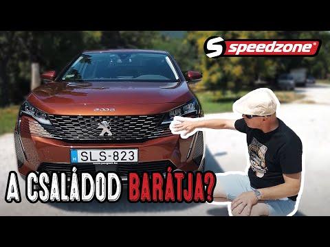 Speedzone Teszt: Peugeot 5008: A családod barátja?