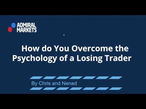 How do You Overcome the Psychology of a Losing Trader