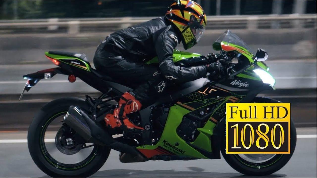Kawasaki ZX10R 2020 KRT  | DD Media