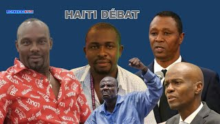 Haiti Débat-Clarens Renoir ap reponn kesyon Gary Pierre Paul Charles Lundi 19 Oktòb 2020