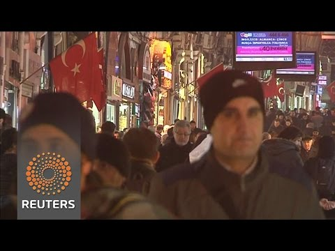 Low lira hurting Turkish business