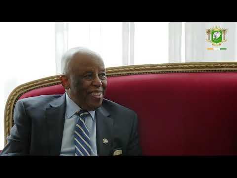 Entretien avec Festus Mogae, ancien Président de la République du Botswana