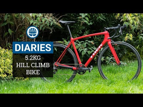 Hill Climb Diaries - Joe's Incredible 5.2kg Trek Emonda