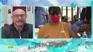 Entrevista Juan José Romero Epidemiólogo UNA