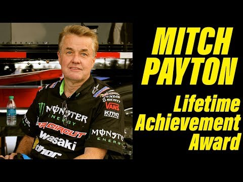 Mitch Payton wins 2019 Lifetime Achievement Award