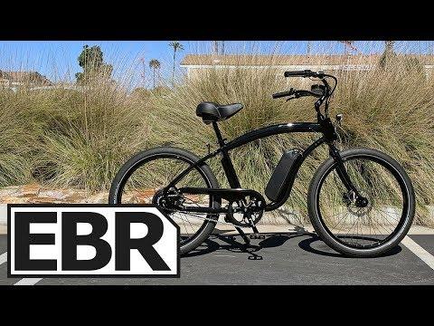 Electric Bike Company Model X Review - $1.3k Cruiser Ebike