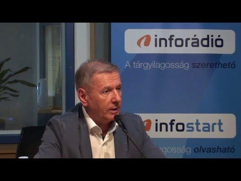 InfoRádió - Aréna - Benkő Tibor - 1. rész - 2020.07.31.