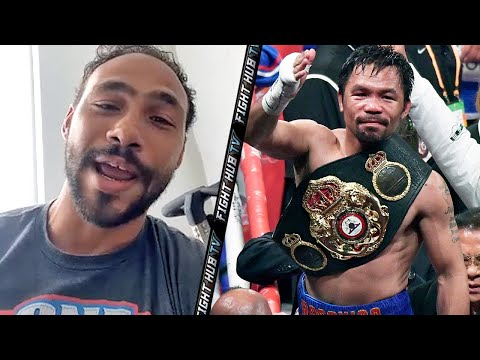 KEITH THURMAN ON MANNY PACQUIAO RETIRING, SPENCE MISSING OUT ON PACQUIAO FIGHT & YORDENIS UGAS