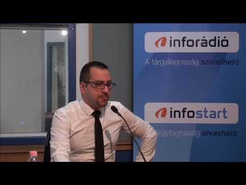 InfoRádió - Aréna - Lánczi Tamás - 2. rész - 2019.03.21.