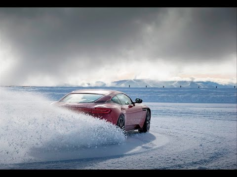 New Zealand On Ice 2016 | Aston Martin