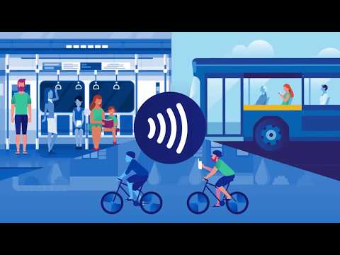 Mass Transit Transaction Model (Spanish)