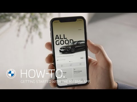How to connect your BMW to the My BMW App – BMW How-To