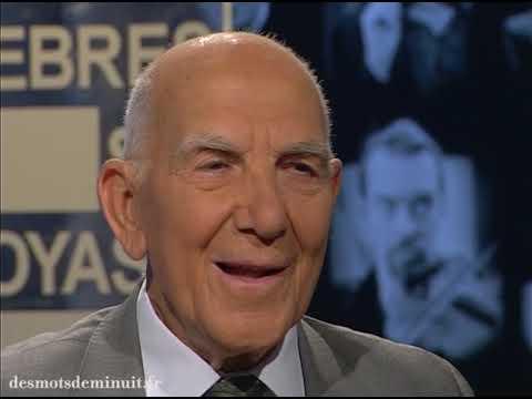 Vidéo de Gérard Genette