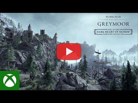 The Elder Scrolls Online: Greymoor - Descend into the Dark Heart of Skyrim