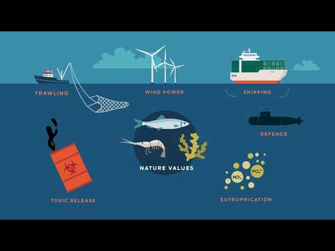 Symphony – a tool for ecosystem-based marine spatial planning