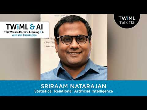 Sriraam Natarajan Interview - Statistical Relational Artificial Intelligence