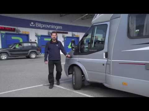 Bilprovningens tips om campingfordon