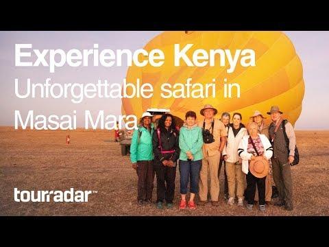 Experience Kenya: Unforgettable safari in Masai Mara