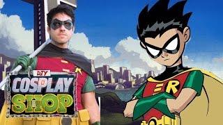 Robin - Teen Titans - DIY COSPLAY SHOP