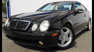 Manual-Swapped Mercedes CLK430 – One Take