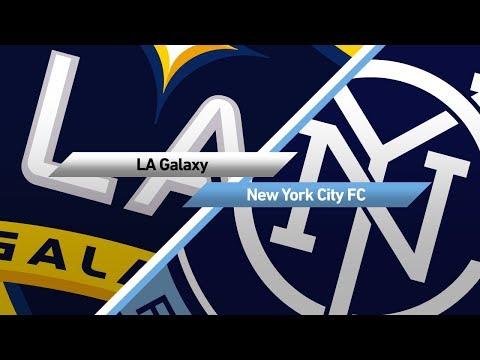 Highlights: LA Galaxy vs. New York City FC | August 12, 2017