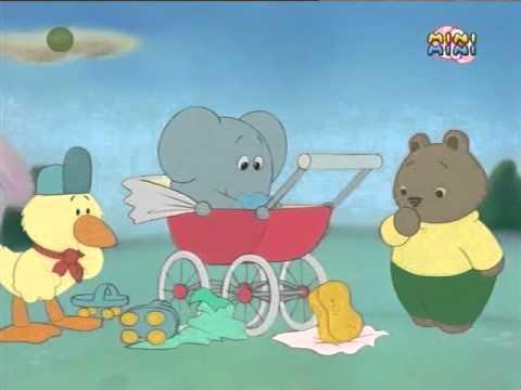 Mysz Aniołek - Prezent dla Słoninki