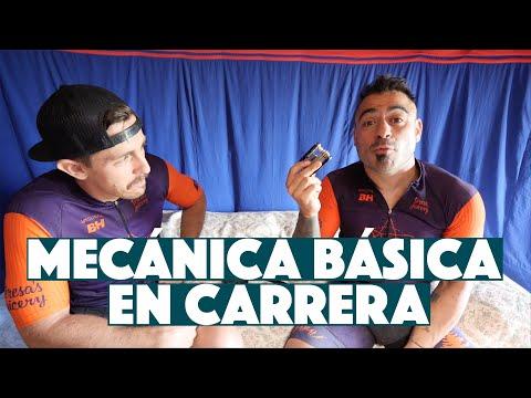 MECÁNICA BÁSICA EN CARRERA DE BICIS | Valentí Sanjuan y Adrián Zabal