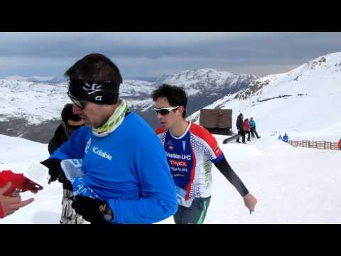 Columbia Challenge 2015 Valle Nevado Chile